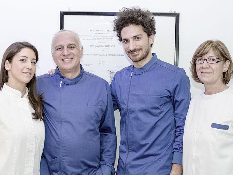 Studio dentistico Montalbano: chi siamo