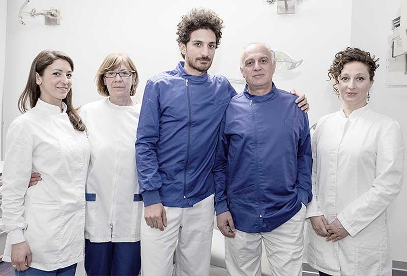 Studio dentistico Montalbano: team